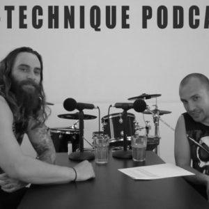 Marthyn's Drum Technique Podcast